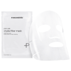 post-peel crystal fiber mask