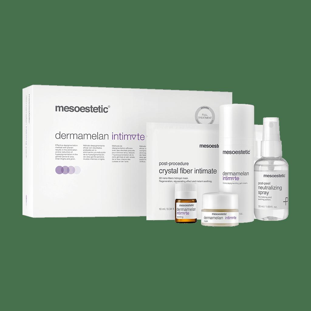 dermamelan intimate® tratamiento médico despigmentante