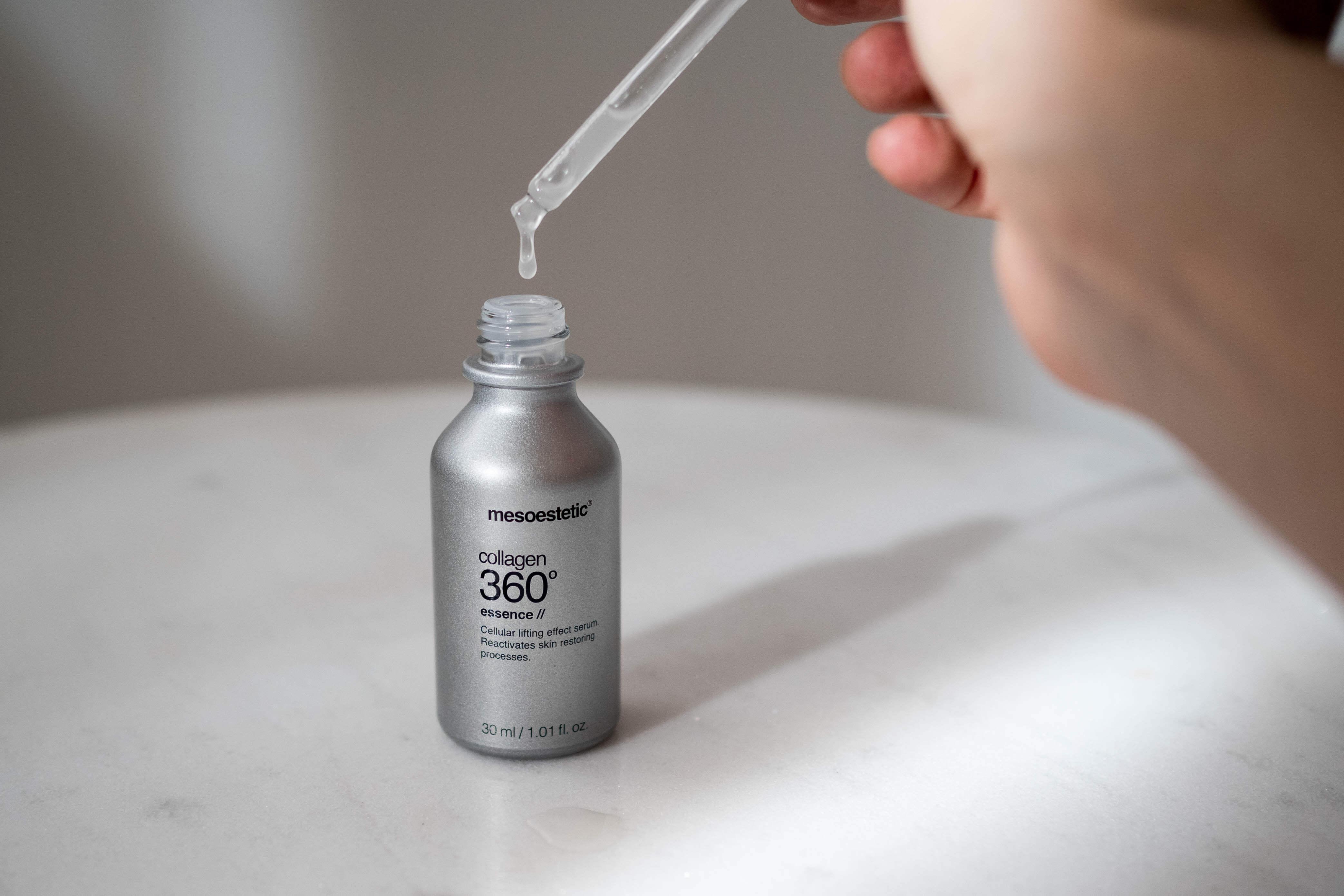 mesoestetic colagen 360 essence