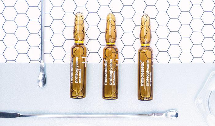 mesoestetic proteglicanos ampollas